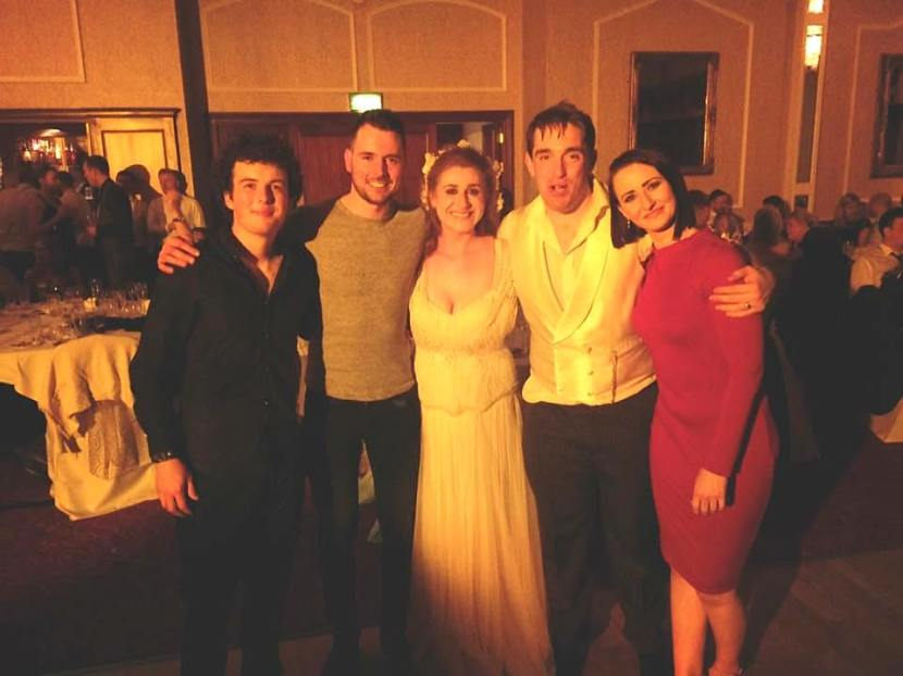 Maura and William / May 28th / Ardilaun Hotel Galway